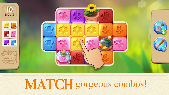 Lily's Garden Mod Apk 1.63.1 (Unlimited Coins + Unlimited Stars) 6