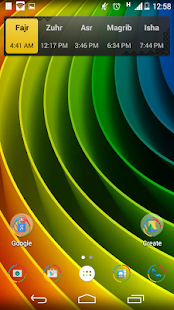 Icon Pack - Nexus Circle- screenshot thumbnail
