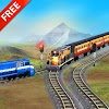 Train Racing Games 3D 2 Joueur
