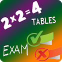 Math Tables & Test (1 - 100) icon
