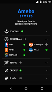 Amebo Sports- screenshot thumbnail