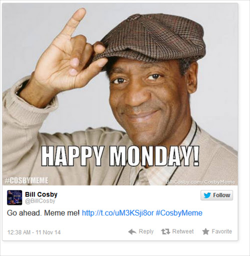 Bill Cosby Meme Me Dare Goes Horribly Wrong