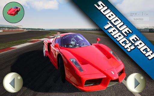 Turbo Traffic Car Racers 2016