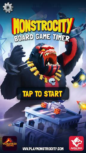 MonstroCity: Board Game Timer apkdemon screenshots 1