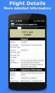 Atlanta Flight Information- screenshot thumbnail