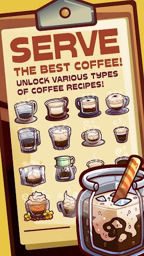 Own Coffee Shop: Idle Game 3.6.1 screenshots 3
