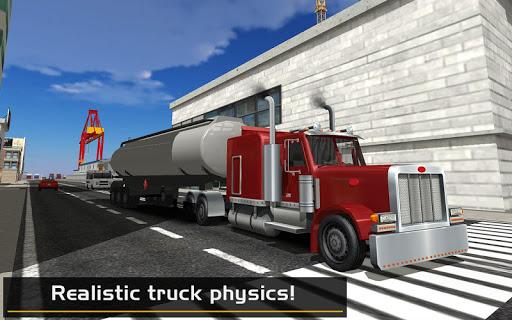 玩免費模擬APP|下載City Truck Simulator 2017 app不用錢|硬是要APP