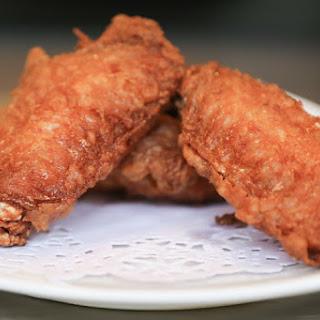 Shanghai Chicken Wings