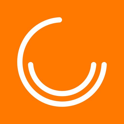 Orange Business Lounge Icon