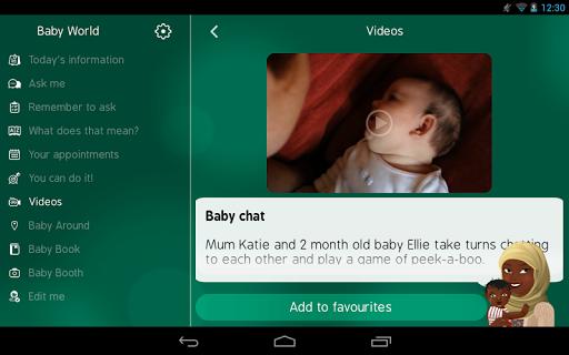 Baby Buddy - Pregnancy, birth & baby support 2.5.1 screenshots 15