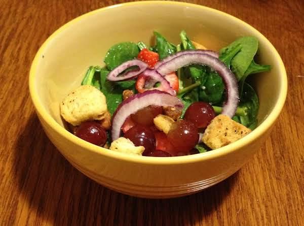 Byron's Salad Recipe