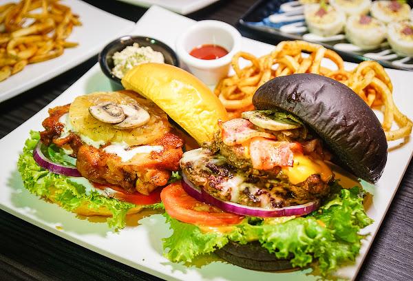 Levre Burger 樂浮漢堡