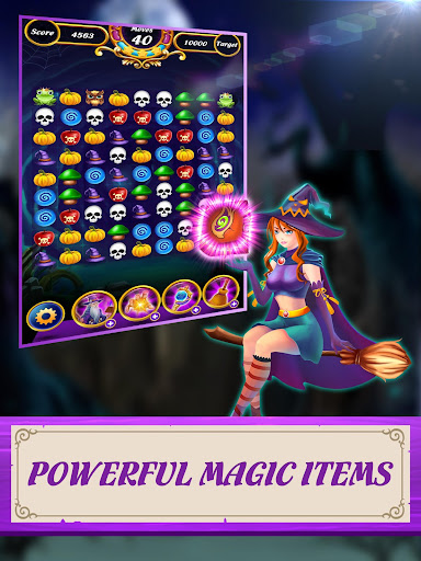 Magic Jewels 2: New Story Match 3 Games  screenshots 13