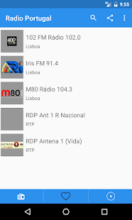 Radio Portugal Free Online - Fm stations - náhled