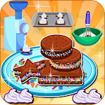 Ice cream sandwiches and candy Icon