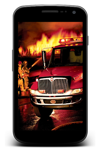 Fire Fighter Hero Wallpapers