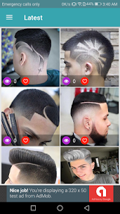 Top HairStyle Men 2018 - náhled
