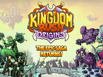Kingdom Rush Origins MOD APk (Unlimited Gems/Unlocked Heros) 8