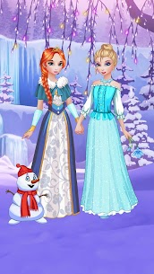 Icy Dress Up – Girls Games 3