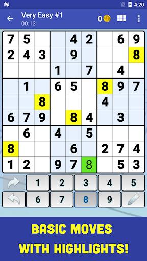 Sudoku Free Screenshot