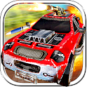 Highway Shootout - Car's Havoc icon