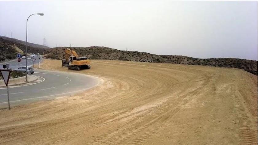 Imagen de archivo del Yacimiento de El Chuche.