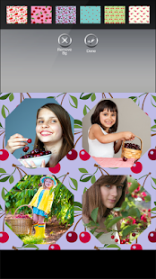 Cherry Photo Collage - náhled