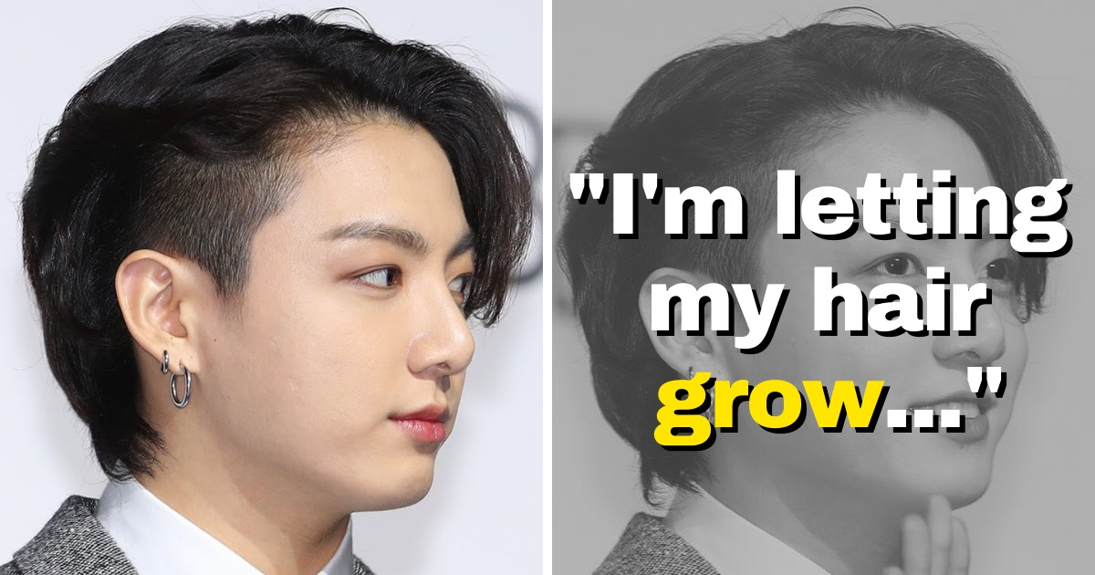 Bts S Jungkook Tries A New Hairstyle And Fans Think It S So Jungkook Koreaboo