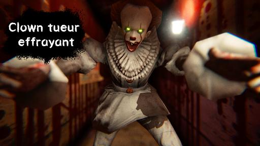 Télécharger Death Park: Jeu d'horreur Effrayant de Clown apk mod screenshots 1