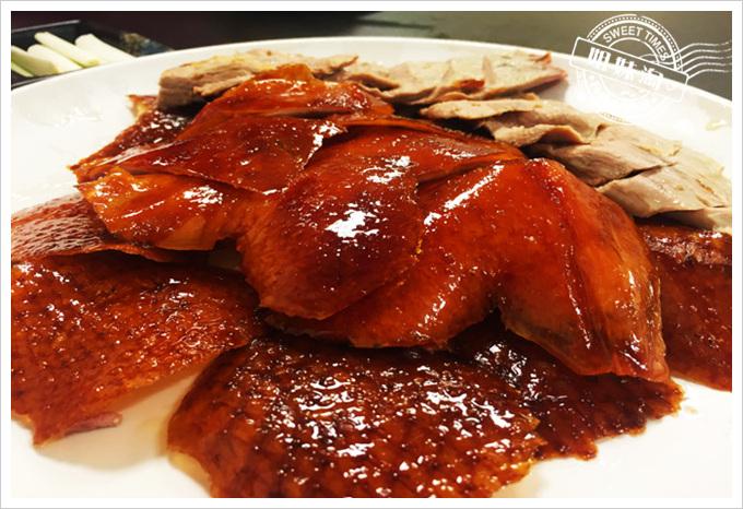 老正興可樂哥烤鴨菜單烤鴨三吃片鴨