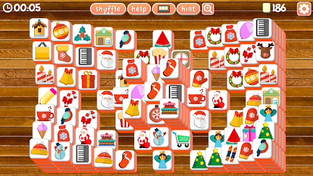 Mahjong Holiday Joy 2016 APK screenshot thumbnail 15