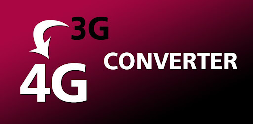 3g to 4g LTE converter - prank for PC