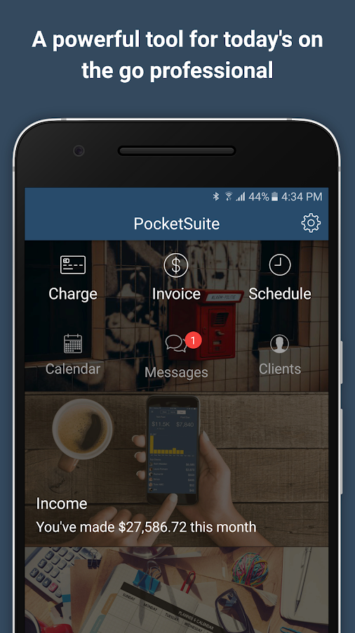 PocketSuite- screenshot