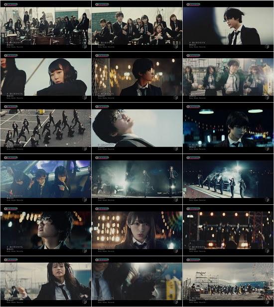 (PV)(1080i) 欅坂46 – 風に吹かれても (M-ON! HD)