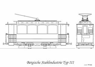 Photo: Identyczne z typem II, posiadały jednak inne podwozia. Przybyło 5 sztuk w 1902 r.