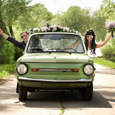 Wedding photographer Elena Oskina (oskina). Photo of 17.04.2014