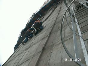 Photo: 2007 10 06 - g 915 - przygotowanie instalacji podpory