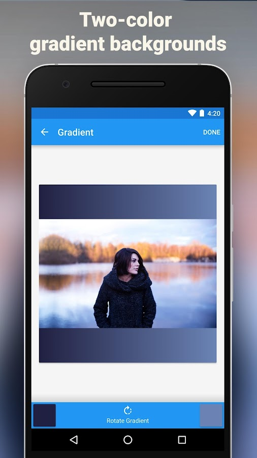 #SquareDroid: Full Size Photos- screenshot
