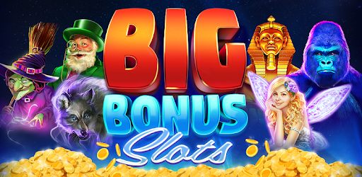 Big Bonus Slots - Free Las Vegas Casino Slot Game - by Rocket Speed
