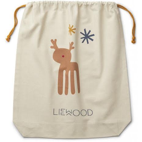 Liewood Stor Förvaringspåse Holiday mix