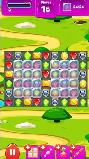 Diamonds Mania Match Blasting screenshot 1