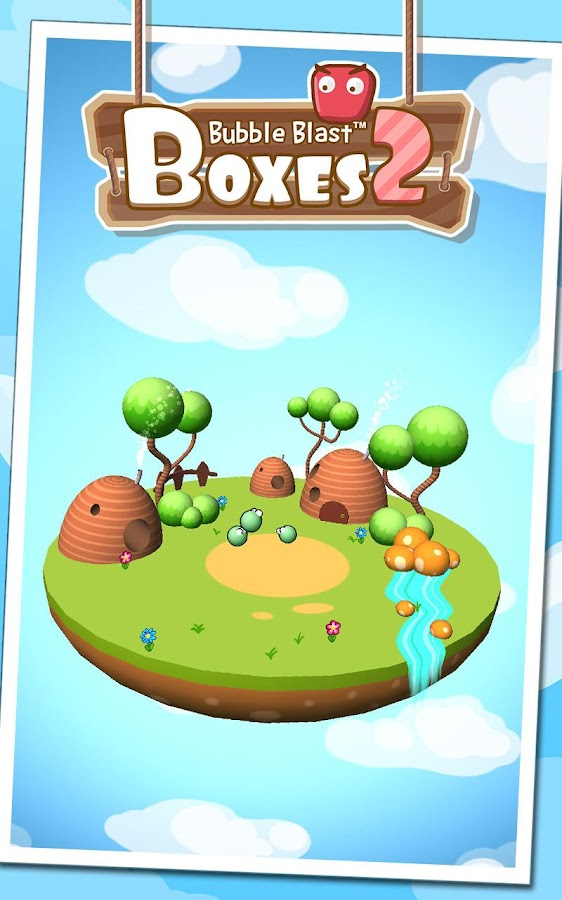 Bubble Blast Boxes 2- screenshot