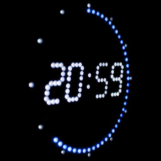Gorgy Timing LEDI® Clock Icon