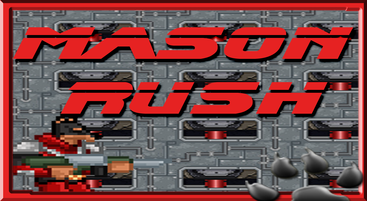 Mason Rush- screenshot