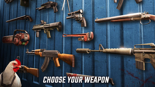 DEAD TRIGGER 2 - Zombie Game FPS shooter Apk 2