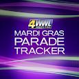 WWL Mardi Gras Parade Tracker