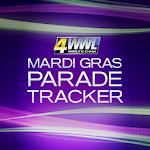 WWL Mardi Gras Parade Tracker Icon