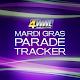 WWL Mardi Gras Parade Tracker (app)