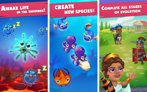 Game of Evolution: Idle Clicker & Merge Life screenshots 8