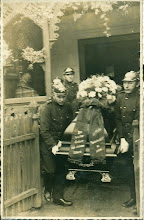 Photo: Prawdopodobnie pogrzeb H. Mullera.